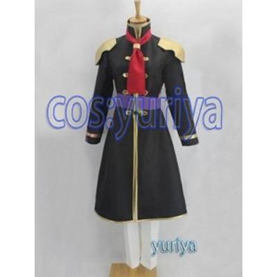 FANTASY ファイナルファンタジー FF 零式 FF13 AgitoXIII final クオン コスプレ衣装