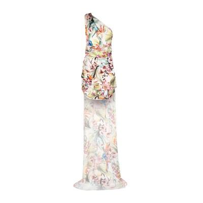 MATILDE COUTURE ミニワンピース&ドレス ライトピンク 40 ポリエステル 100% ミニワンピース&ドレス