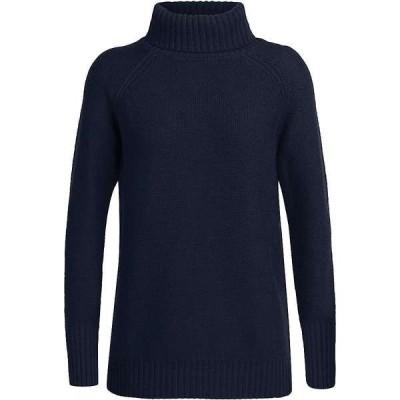 アイスブレーカー レディース ニット・セーター アウター Icebreaker Women's Waypoint Roll Neck Sweater