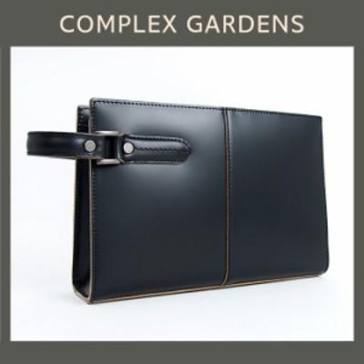青木鞄 コンプレックスガーデンズ COMPLEX GARDENS セカンドバッグ 26cm 枯淡 コタン 3680(北海道沖縄/離島別途送料)