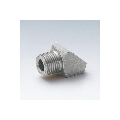 国内調達品:黄銅製ねじ込み継手 角オスメスエルボ 型式:LPT45-01