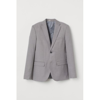 H&M - クールマックス®スリムフィットジャケット - グレー