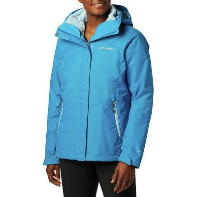 (取寄)コロンビア レディース バガブー 2 フリース インターチェンジ ジャケット Columbia Women's Bugaboo II Fleece Interchange Jacket Fathom Blu 送料無料