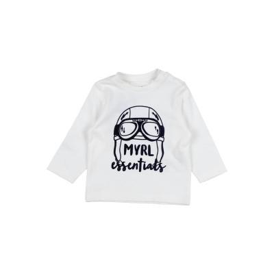 MAYORAL T シャツ ホワイト 6 コットン 100% T シャツ