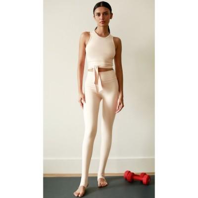 ライブ ザ プロセス LIVE THE PROCESS レディース スパッツ・レギンス インナー・下着 Ballet Leggings Cream Moonstone
