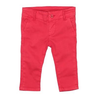 GREAT FUN パンツ レッド 9 コットン 97% / ポリウレタン 3% パンツ