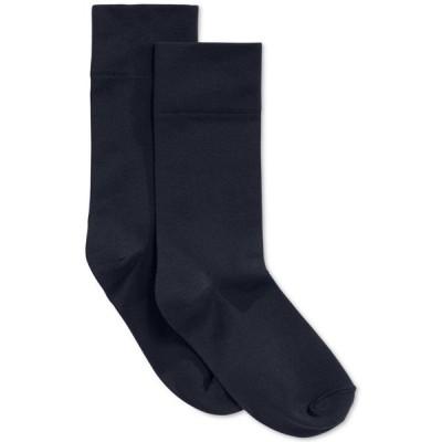 フエ Hue レディース ソックス インナー・下着 Ultra Smooth Socks Navy