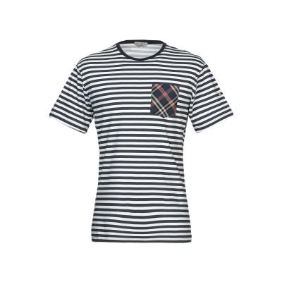 ダニエレ アレッサンドリーニ オム DANIELE ALESSANDRINI HOMME T シャツ ホワイト XXL コットン 100% T シャツ
