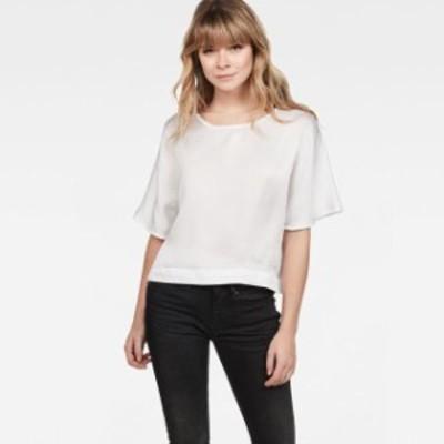 gstar ジースター ファッション 女性用ウェア ブラウスやシャツ gstar collyde-woven