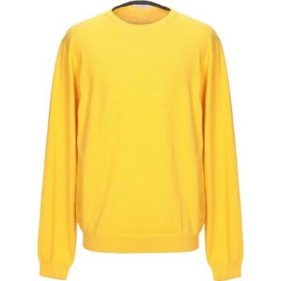 サン シックスティーエイト SUN 68 メンズ ニット・セーター トップス sweater Yellow