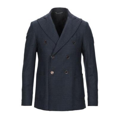 GH テーラードジャケット ファッション  メンズファッション  ジャケット  テーラード、ブレザー ダークブルー
