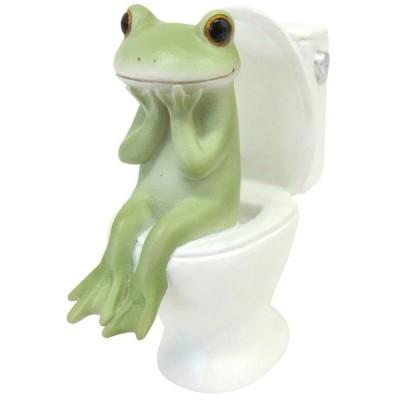 Copeau コポー トイレとカエル