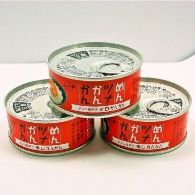 めんツナかんかん辛口90g×3缶セット