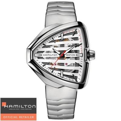 ハミルトン 腕時計 HAMILTON  Ventura Elvis80 ベンチュラ エルビス80 スケルトン オートマチック H24555181 国内正規品メンズ