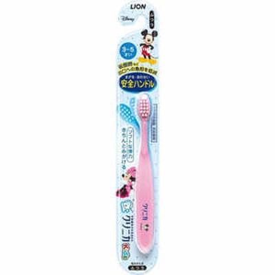 LION クリニカ(Clinica)Kid's 子ども用歯ブラシ 3-5才用 1本 クリニカキッズハブラシ3カラ5サイヨ