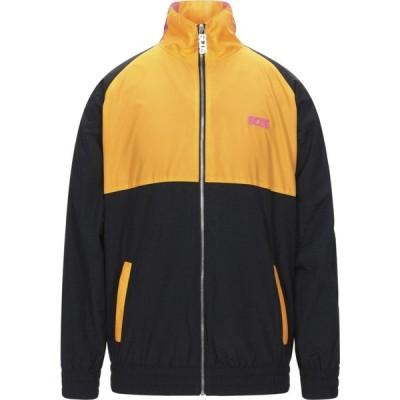 ジーシーディーエス GCDS メンズ ジャケット アウター Jacket Orange