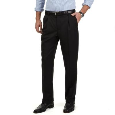 パンツ ノーティカ Nautica メンズ Wrinkle-Resistant Pleated Plaid Suit Pant