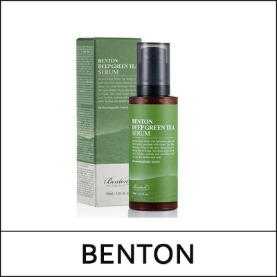 [BENTON] (sc) Deep Green Tea Serum 30ml