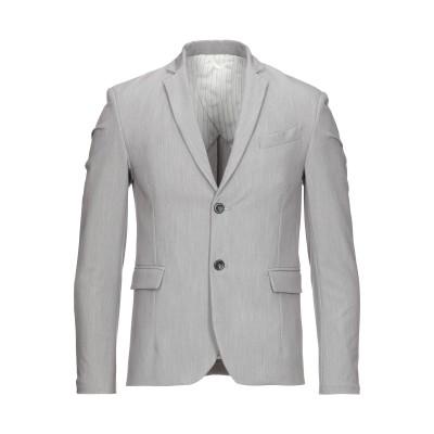 インペリアル IMPERIAL テーラードジャケット グレー S ポリエステル 80% / レーヨン 15% / ポリウレタン 5% テーラードジャ