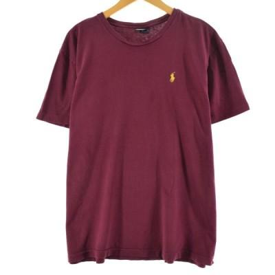 ラルフローレン Ralph Lauren POLO by Ralph Lauren 半袖 Tシャツ メンズL /eaa144956