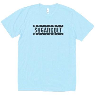 シュガーカルト Sugarcult 音楽・ロック・シネマ Tシャツ 水色