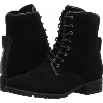 ブロンド Blondo レディース ブーツ シューズ・靴 Prima Waterproof Black Suede