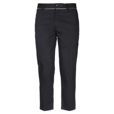 YES LONDON パンツ ブラック 30 コットン 98% / ポリウレタン 2% パンツ