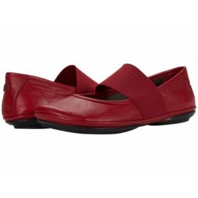 Camper カンペール レディース 女性用 シューズ 靴 フラット Right Nina 21595 Medium Red 2【送料無料】
