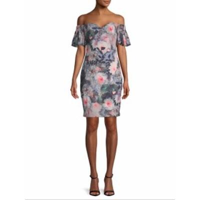 バッジリーミシュカ レディース ワンピース Floral Off Shoulder Dress