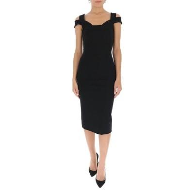 ドルチェ&ガッバーナ レディース ワンピース トップス Dolce & Gabbana Bodycon Midi Dress -
