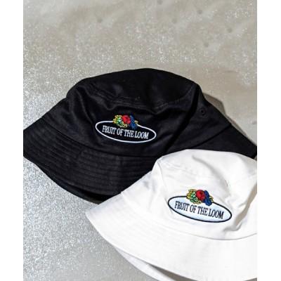 JUGLANS / FRUIT OF THE LOOM SHELTECH BUCKET HAT MEN 帽子 > ハット