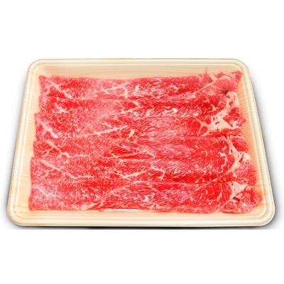 A4等級以上 飛騨牛モモ肉 すき焼き・しゃぶしゃぶ用スライス1kg