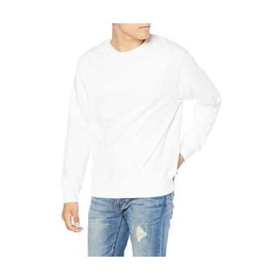 [ユナイテッドアスレ] 8.8オンス スウェット クルーネック 533201 (ホワイト S)