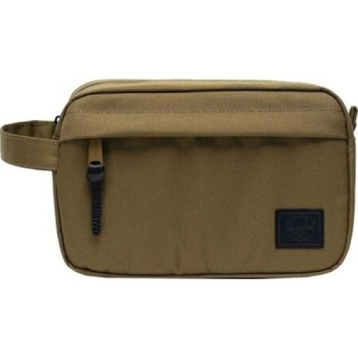 ハーシェル サプライ Herschel Supply Co. レディース ポーチ Chapter Travel Kit Khaki Green