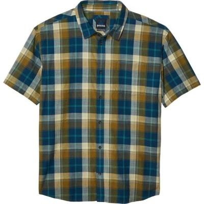 プラーナ Prana メンズ シャツ トップス Benton Shirt Woodland