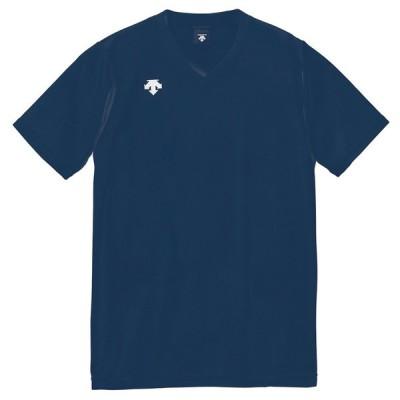 デサント(DESCENTE) 半袖ゲ-ムシャツ ネイビー DSS4321-NVY バレーボール