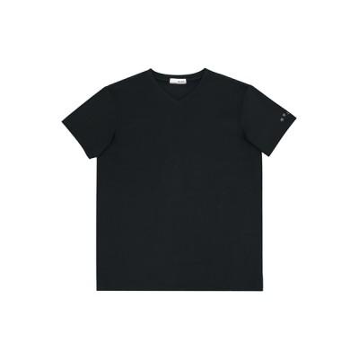 ABAHOUSE / 【de aete】DA-S02-0711 デアエテ オーセンティックフィットVネックTシャツ(Starバージョン) MEN トップス > Tシャツ/カットソー