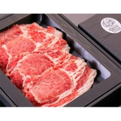 【産直!がっつり1kg!】ブランドポークの豪快厚切り柔らかステーキ2種セット