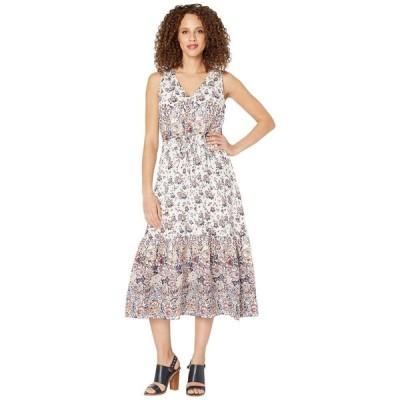 ラッキーブランド Lucky Brand レディース ワンピース ワンピース・ドレス chloe dress Natural Multi