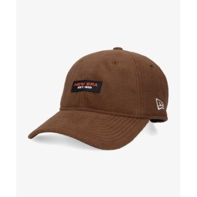 OVERRIDE / 【NEW ERA】930 MICRO FLEECE / 【ニューエラ】マイクロ フリース キャップ オーバーライド MEN 帽子 > キャップ