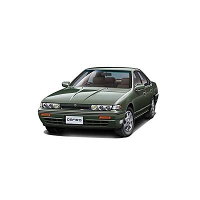 青島文化教材社 1/24 ザ・モデルカーシリーズ No.91 ニッサン A31 セフィーロ 1991 プラモデル