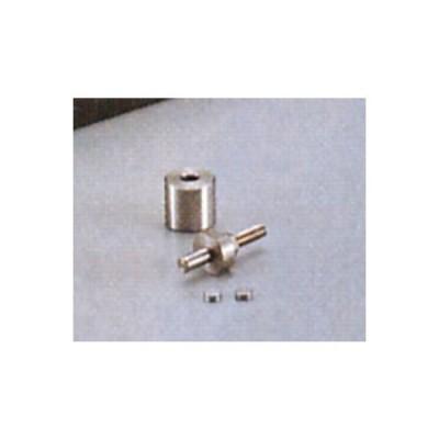 アズワン 1-312-02 ハンドプレス 10mmアダプター【1個】 131202