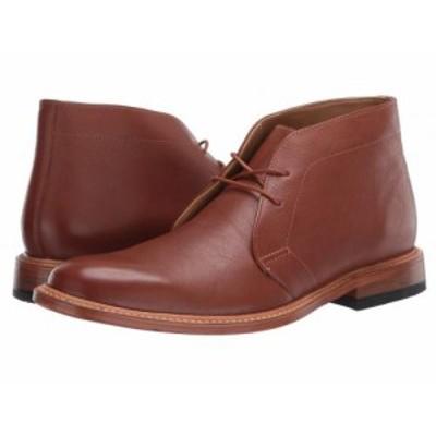 Bostonian ボストニアン メンズ 男性用 シューズ 靴 ブーツ チャッカブーツ No16 Soft Boot Tan Leather【送料無料】