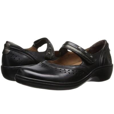 アラヴォン レディース スリッポン・フラット シューズ・靴 Dolly Black