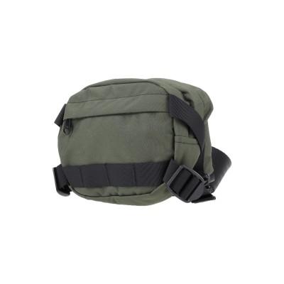 フューチャー FUTUR バックパック&ヒップバッグ ミリタリーグリーン 紡績繊維 バックパック&ヒップバッグ