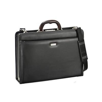 平野鞄 豊岡職人の技 国産 ダレスバッグ メンズ 天然木ハンドル 大開き B4 A4対応 42? 口枠 ビジネスバッグ +オリジナル高級ムー