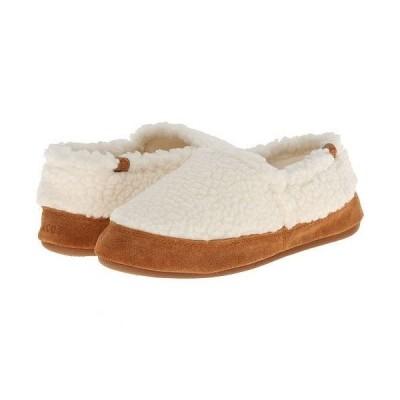 Acorn エイコーン レディース 女性用 シューズ 靴 スリッパ Acorn Moc - Buff Popcorn