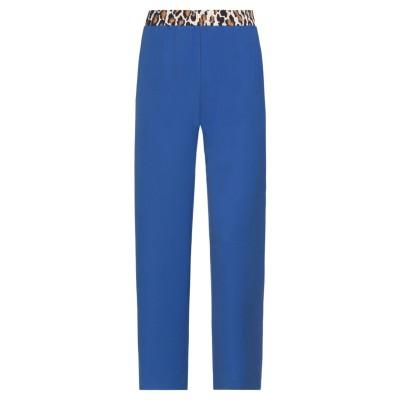 SHIRTAPORTER パンツ ブルー 42 ポリエステル 100% パンツ