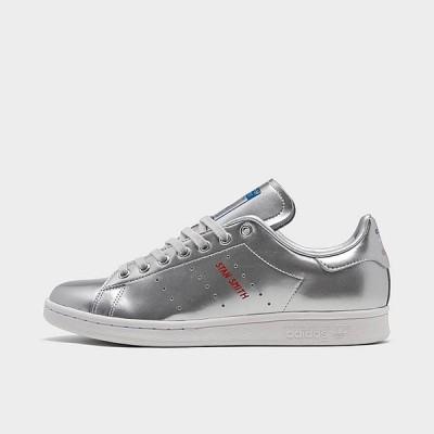 アディダス スタンスミス メンズ adidas Originals Stan Smith スニーカー Silver Metallic/Silver Metallic