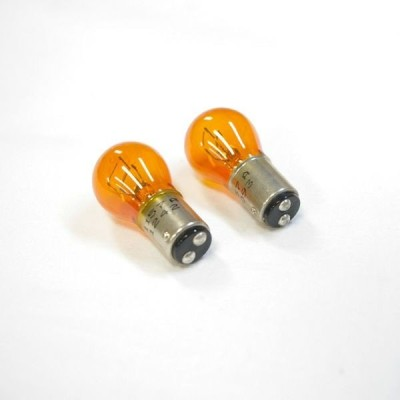 AMB-W ウインカー用リペアバルブ アンバー(橙色) W球(USA仕様)
